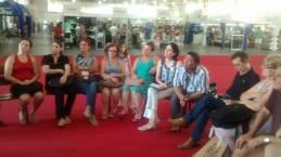reunião associação das letras feira do livro